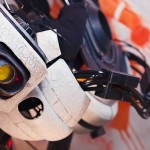 Enayla Cosplay  as GladOS