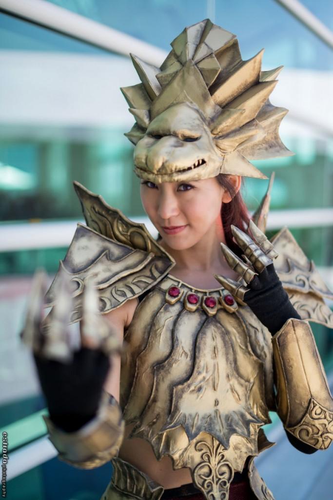 Dark Souls Dragonslayer Ornstein