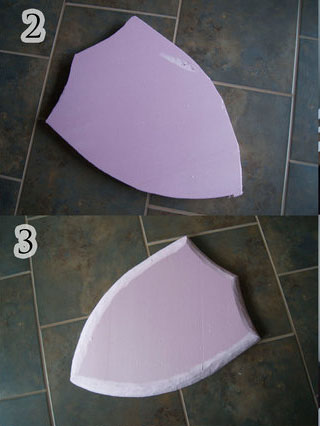 Legend of Zelda Hylian Shield | Worbla Thermoplastics