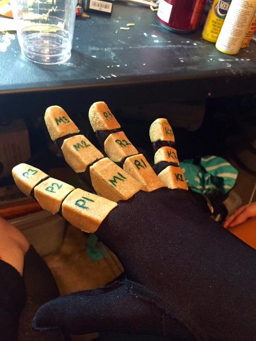 How To Make Rhys Robotic Arm Thing Worbla Thermoplastics