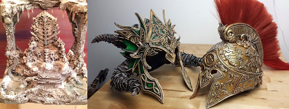 The Complete and Utter Beginner's Guide to Worbla  | Worbla