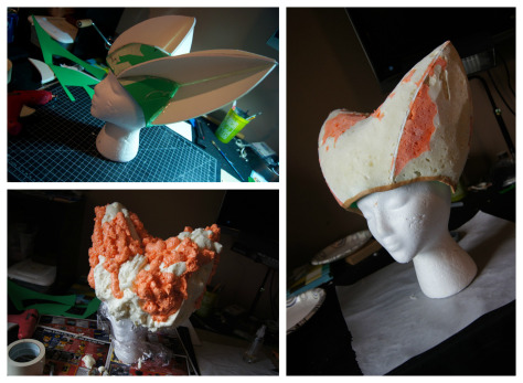 hat-collage