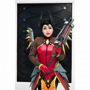 Devil Mercy by AoKoumori, photo by to by Elysia Griffin Photography