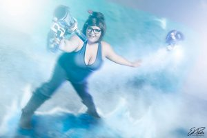 Mei by Apricity Cosplay, photo by Erik Paredes Photography