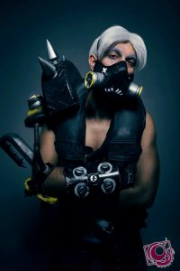 Roadhog by Emphos cosplay & photography