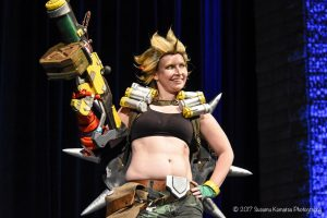 Junkrat by The Fullmetal Cosplayer, photo by Susumu Komatsu Photography - Cosplay