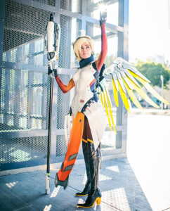 Mercy by Jenny Lauren Stump
