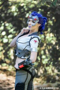 Talon Widowmaker by photo by Kawaii Besu Cosplay, photo by Joe Tym Photography