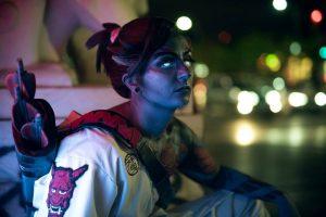 Demon Hanzo by Kuristinaa Kosplay, photo by Paul Hillier Photography