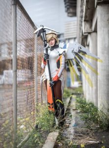 Mercy by Ravenheart Cosplay, photo by Capturing Heartbeats