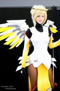 Mercy by Tsarita Cosplay, photo by Random Hero Photography