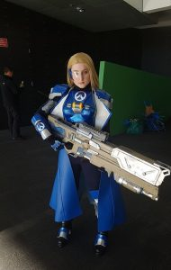 Strike Commander Morrison by Viva la Cosplay