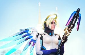 Mercy by Yamerpro